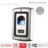 Controllo di accesso autonomo del portello dell'impronta digitale del metallo RFID per il portello di obbligazione
