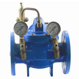 2018 valvole di riduzione della pressione duttili diVendita di controllo elettrico del ferro della valvola