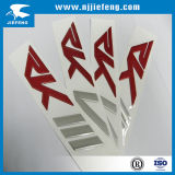 Emblème de signe de logo de collant d'insigne de collant de corps