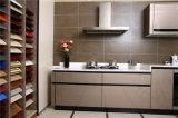 2016 Welbom Wholesale Modern Stylish Lacet Matte Cabine de cozinha de madeira