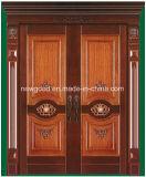 Villa Les portes doubles, Villa Villa portes principales, portes de la salle, porte en bois pour les Villas