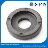 アプリケーションのための亜鉄酸塩の形成の担保付きの磁石