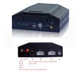 8CH D1 Car Mdvr com 8PCS Waterproof Car Camera para Bus Video Monitoring, 3G WiFi Live Viewing