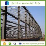 Armazém de aço pesado da oficina da estrutura da fabricação vertido para a venda