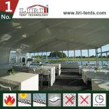 tenda di alluminio di lusso della festa nuziale di 10X15m con la decorazione