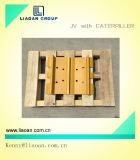 Triple des patins de chenille Gousre D85 des pièces du bulldozer