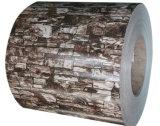 Катушки зажигания оцинкованной стали с полимерным покрытием (PPGI/PPGL) /Ral цветов PPGI/Prepainted катушки оцинкованной стали