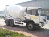 Le meilleur camion de mélangeur concret des prix FAW 6X4 10m3