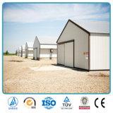 SGS keurde de Geprefabriceerde Lichte PoortWorkshop van de Fabriek van de Structuur van het Staal van het Frame (goed sh-674A)