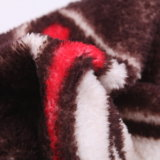100% Polyester Super Soft Imprimé Fleece Blanket, knited Polyester Super Soft Imprimé Flanelle Fleece Blanket
