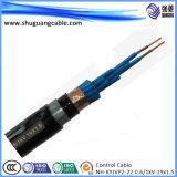 Придайте огнестойкость/изоляция/кабель системы управления силы/Electrical/XLPE