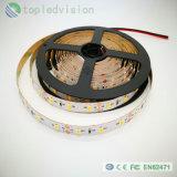 Alto brillo resistente al agua IP68, 2835 60 LEDs de luz de Cinta de LED 12W/M