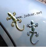 Поддельный поколение Gecko 2 металла стикера автомобиля (JSD-R0017)