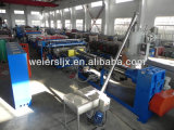 Largura 1220mm PP / PE Hollow Corrugated Sheet Extrusion Line