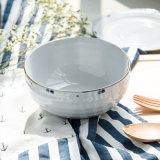 Campanula Dîner de réduction de la glaçure de flamme de la vaisselle