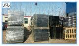 Утюг BS En124 дуктильный скрежеща для системы канализации