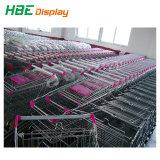 Розовый цвет супермаркет Корзина