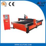 1325 máquina de estaca automática da flama da folha do CNC, estaca elevada do plasma da tela do pórtico de Percision