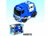 De Politiewagen van de wrijving met Geluid en Licht, de Vrachtwagen van de Brand van de Wrijving (445011)