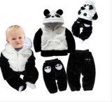 Nouvelle conception de couche de coton Veste d'usure pour les enfants, des manteaux pour les enfants de l'hiver, Garçon et fille d'hiver robe de coton Costume d'impression Panda