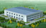 Gruppo di lavoro prefabbricato della struttura d'acciaio con l'ufficio (KXD-SSW233)