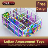 Kidscenter Series Indoor Playground pour Preschool (ST1416-3)