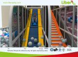 Novo Parque de Diversões de produtos esportivos Donut crianças playground coberto deslize