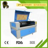 Acrylpapierholz-Laser-Gravierfräsmaschine Ql-6090