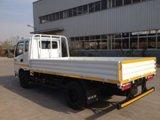 터보 Charging & 간 Cooling Engine를 가진 플래트홈 Truck