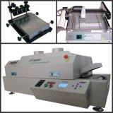 Manueller Schablone-Drucker für SMD Produktionszweig