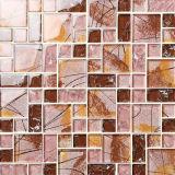 mosaico di ceramica e di vetro di 10*10mm della miscela delle mattonelle da Foshan