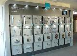 Gesundheitliche Produkt-Bildschirmanzeige-Zahnstange für den Bad-Raum, Hahn-Wand-Bildschirmanzeige