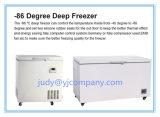 - Medische Diepvriezer van de Temperatuur van 86 Graad de Rechte Ultra-Low