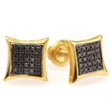 Monili degli orecchini della vite prigioniera dell'argento sterlina di modo 925 con la CZ