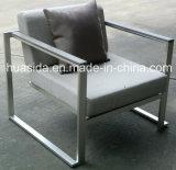 jeu imperméable à l'eau extérieur de sofa de l'acier inoxydable 4-PCS