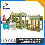 Hydraulische Block-Maschine der Straßenbetoniermaschine-Qt4-15 für Aufbau und Gebäude