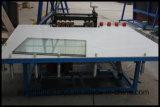 Macchina calda d'isolamento della pressa del distanziatore caldo di vetro del bordo