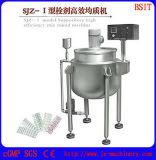 PLC van de Snelheid van Middel Verzegelende Machine van het Flessenvullen van de Zetpil van de Pomp van de Zuiger van de Controle de Automatische Vloeibare