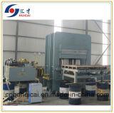 Hohle Gummimatten-vulkanisierenpresse-Maschine