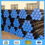 Exporteur en Fabrikant van de Zwarte Verzekering van de Kwaliteit van de Pijp van het Staal van ASTM A106 Gr. B Sch40 en Concurrerende Prijs