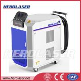 Máquina Handheld revolucionária do laser Derusting da tecnologia 200W para o sistema do tratamento da água