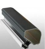 Aluminiumstrangpresßling-Profil-Puder, das thermischen Bruch beschichtet