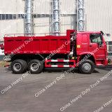 Sinotruk HOWO 6X4 30 toneladas de la conducción a la derecha de carro de vaciado