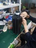 Zwei Gobos man regelten eine drehenLichtquelle des firmenzeichen-Projektor-80W LED