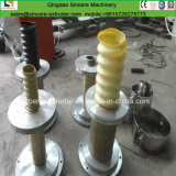 PET poröse Optikblock-Spirale-Kohlenstoff-Rohr-Fertigung-Extruder-Maschine