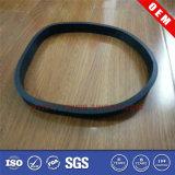 Gaxeta de borracha do silicone branco feito sob encomenda do anel (SWCPU-R-OR043)