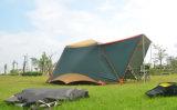 2 Tür-Zelt für kampierenden Familien-faltenden Fischen-Strand
