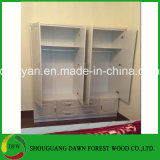 Porta de PVC moderno quarto roupeiro