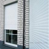 Handbuch-u. Motoried Aluminiumrollen-Blendenverschluss-Fenster