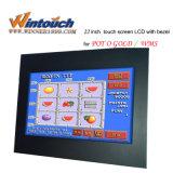 Moniteur tactile de la machine de jeu utilisé avec l'encadrement (WINOP22-PB3)